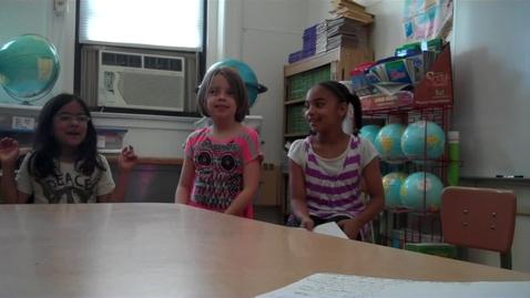 Thumbnail for entry Sarah Plain and Tall Book Talk with Cyra, Kaya, Lily and Amela
