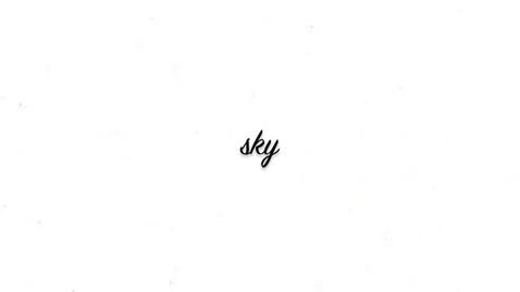 Thumbnail for entry Sky Ft. Madie Gross