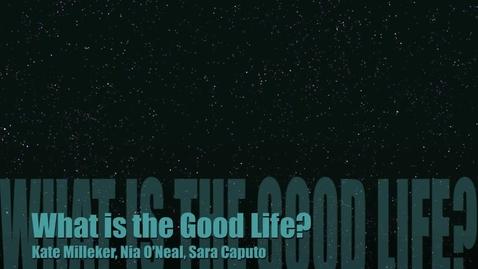 Thumbnail for entry Good Life Project Mr. Paulett