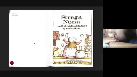 Thumbnail for entry Strega Nona