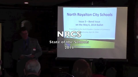 Thumbnail for entry State of the Schools 2014