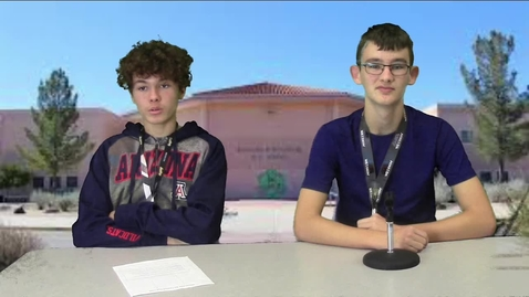 Thumbnail for entry 022719 Morning Announcements