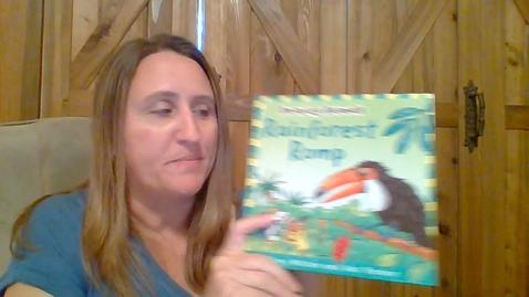 Thumbnail for entry Rain Forest Romp Read Aloud