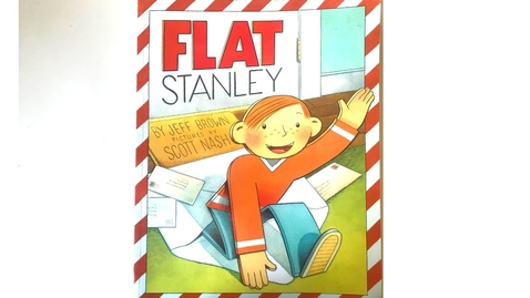 Thumbnail for entry Read Aloud Stories for Kids   Flat Stanley