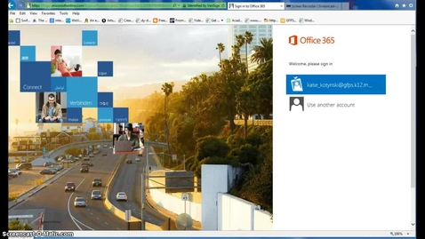 Thumbnail for entry Office 365 for Home Use