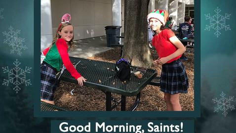 Thumbnail for entry Saints @ 8 - January 13, 2021