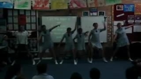 Thumbnail for entry Year 6 Term 1 Dance Assessments - Maddison, Georgia, Danielle, Jeanelle, Amy and Anneka