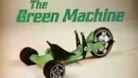 Thumbnail for entry Green Machine by Huffy Commercial - 1978 - Vintage Advertising