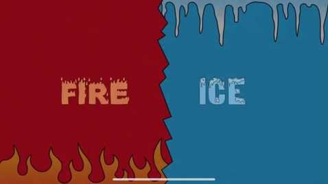 Thumbnail for entry Fire & Ice 2 Part