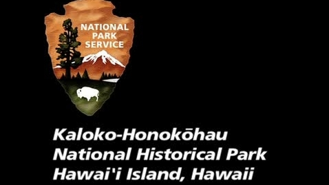 Thumbnail for entry Tour Kaloko-Honokohau National Historical Park