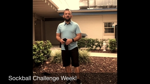 Thumbnail for entry Sockball Challenge