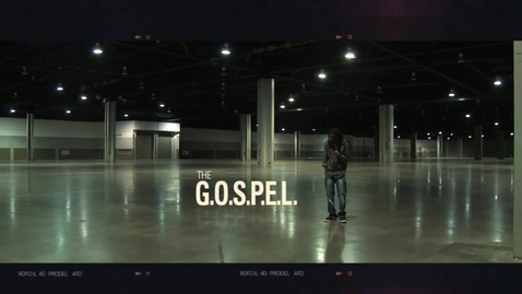 Thumbnail for entry What is the GOSPEL? - Propaganda (Dare 2 Share) [HD - 720p]