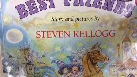 Thumbnail for entry Best Friends by Steven Kellogg