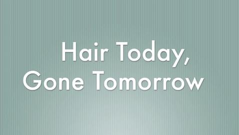 Thumbnail for entry Get a Haircut 1