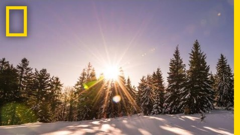 Thumbnail for entry What is a Solstice? | National Geographic