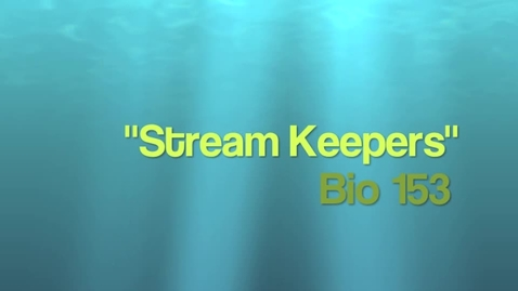 Thumbnail for entry Stream Keepers