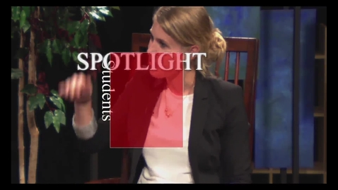 Thumbnail for entry Spotlight Talks with Brenda Smith, Principal of Long Middle School