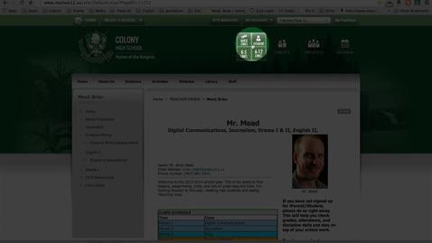 Thumbnail for entry Using Google Docs at Mat-Su Schools