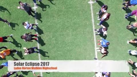 Thumbnail for entry Total Eclipse 2017 by Shaun Calhoun