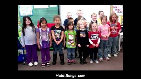 Thumbnail for entry Me - Sight Word song - Dolch Pre-Primer Vocabulary Word List