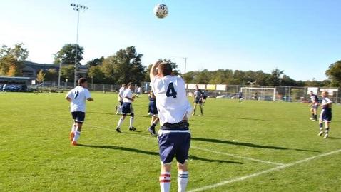 Thumbnail for entry JV Soccer