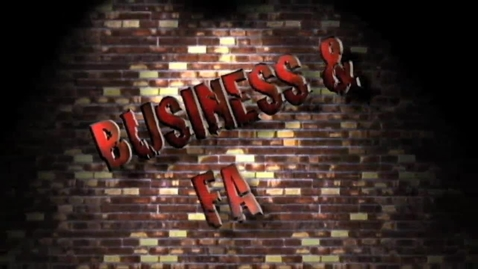Thumbnail for entry SHS Business and Family & Consumer Sciences Departments