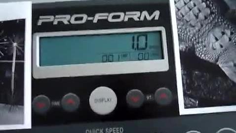 Thumbnail for entry Treadmill Speedometer