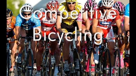 Thumbnail for entry Competitive Bicycling