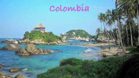 Thumbnail for entry Colombia by Marcia