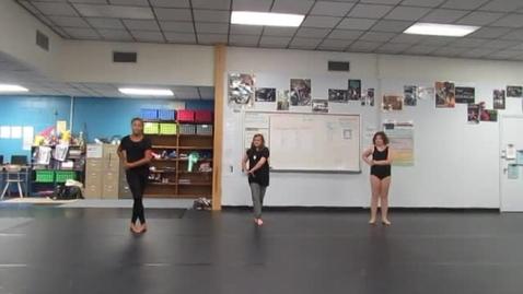 Thumbnail for entry 7th Period 6th grade Rhythm Name dances 10-20-16 group AL AR AL