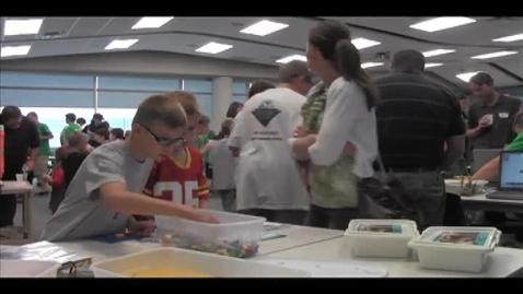 Thumbnail for entry Team Titanium Lego Show
