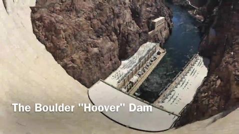 "Thumbnail for entry P7 Adrian Boulder ""Hoover"" Dam"
