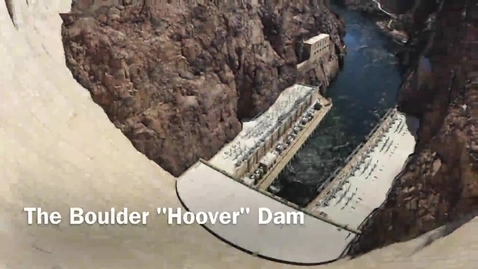 "Thumbnail for entry P7 Adrian Boulder ""Hoover"" Dam"