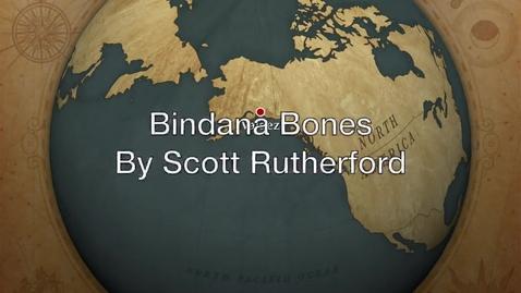 Thumbnail for entry Bindina Bones