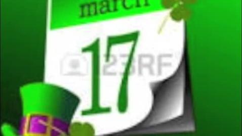 Thumbnail for entry St.Patricks Day