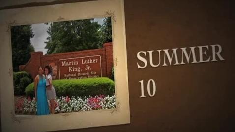 Thumbnail for entry 2010 Summer Vacation in Atlanta, Georgia
