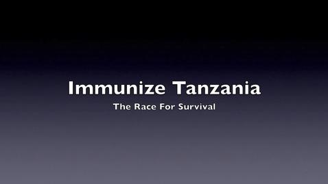Thumbnail for entry Immunize Tanzania