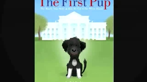 Thumbnail for entry FIRST PUP, by Bob Staake