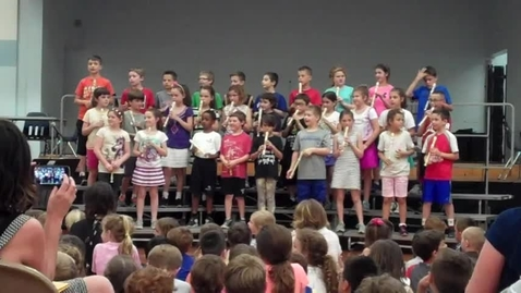 Thumbnail for entry St. Louis School Recorders & More Concert 6-12-17