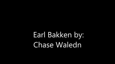 Thumbnail for entry Earl Bakken - Engineer
