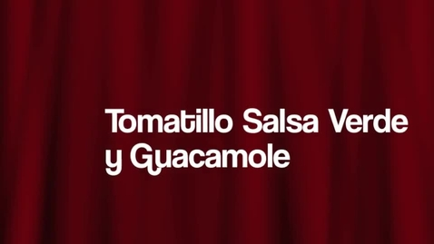 Thumbnail for entry Salsa y Guacamole