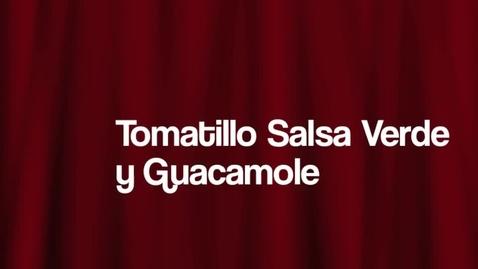 Thumbnail for entry Salsa y Guacamole