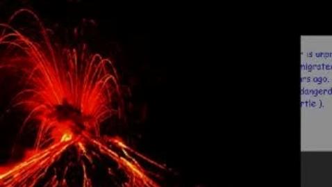 Thumbnail for entry Volcanoes National Park