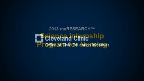 Thumbnail for entry Increasing Cleveland Clinic Nurses' Knowledge of Their Professional Practice Model