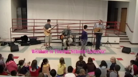 Thumbnail for entry Canyon River Band Elementary Concert