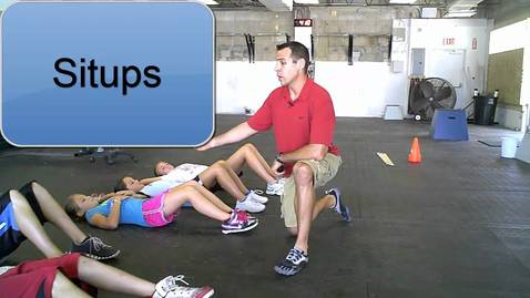 Thumbnail for entry Sit Ups for Kids