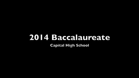 Thumbnail for entry Capital High, Charleston WV Cougar TV Show 64