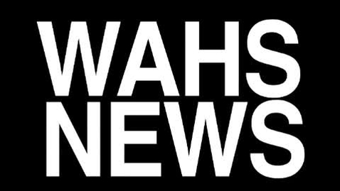 Thumbnail for entry WAHS News Show 30/08/11