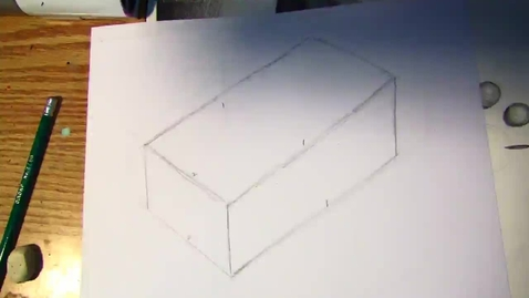 Thumbnail for entry drawing the colored pencil box
