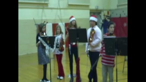Thumbnail for entry RO/ACE Christmas Caroling